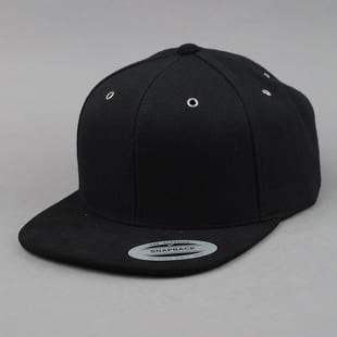 Yupoong Boots Suede Snapback