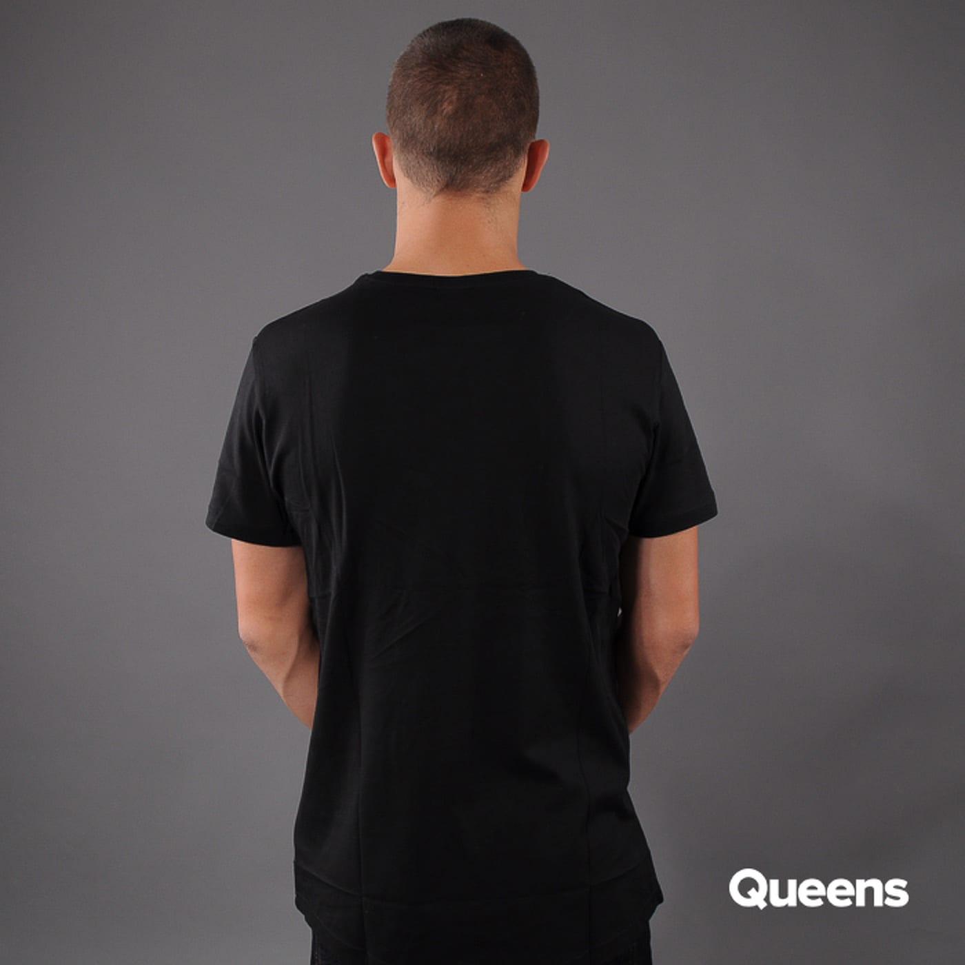 Urban Classics Shaped Long Tee 3 Pack black