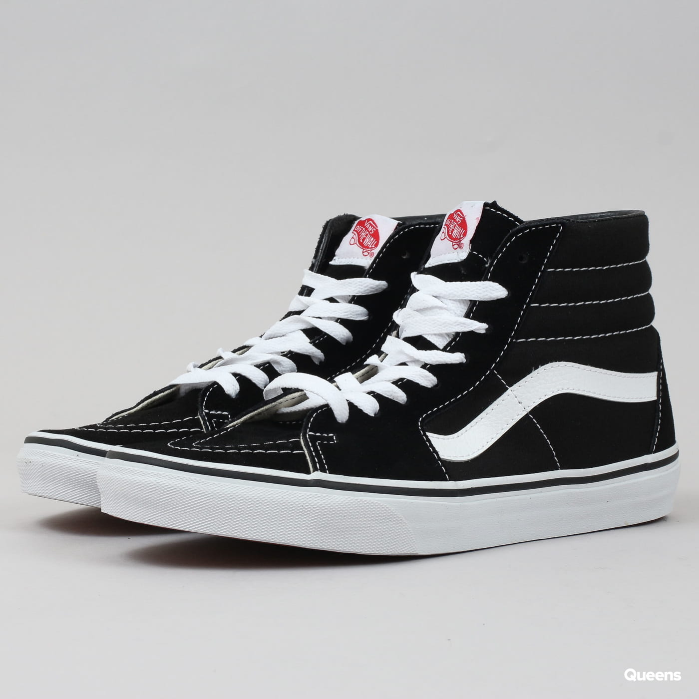 Vans SK8 - Hi black / black / white
