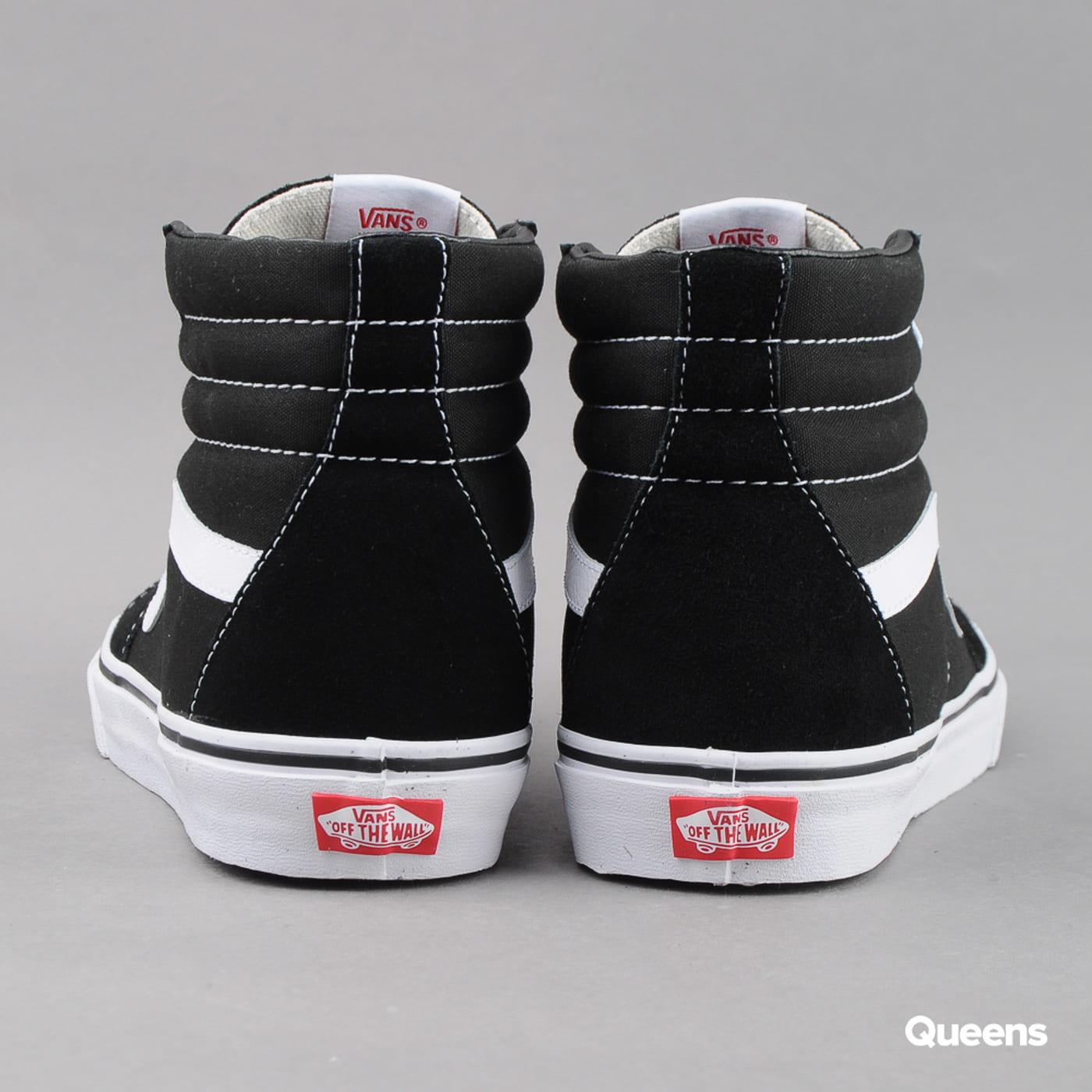 Vans SK8 Hi black