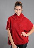 Urban Classics Ladies Knitted Poncho