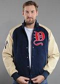 Majestic Colesmead Letterman Varsity Jacket