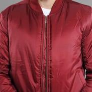 Urban Classics Basic Bomber Jacket bordeaux