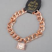 Stussy No.4 Lock Necklace