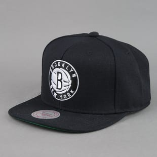 Mitchell & Ness Wool Solid Brooklyn Nets