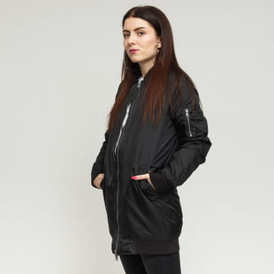 Urban Classics Ladies Long Bomber Jacket
