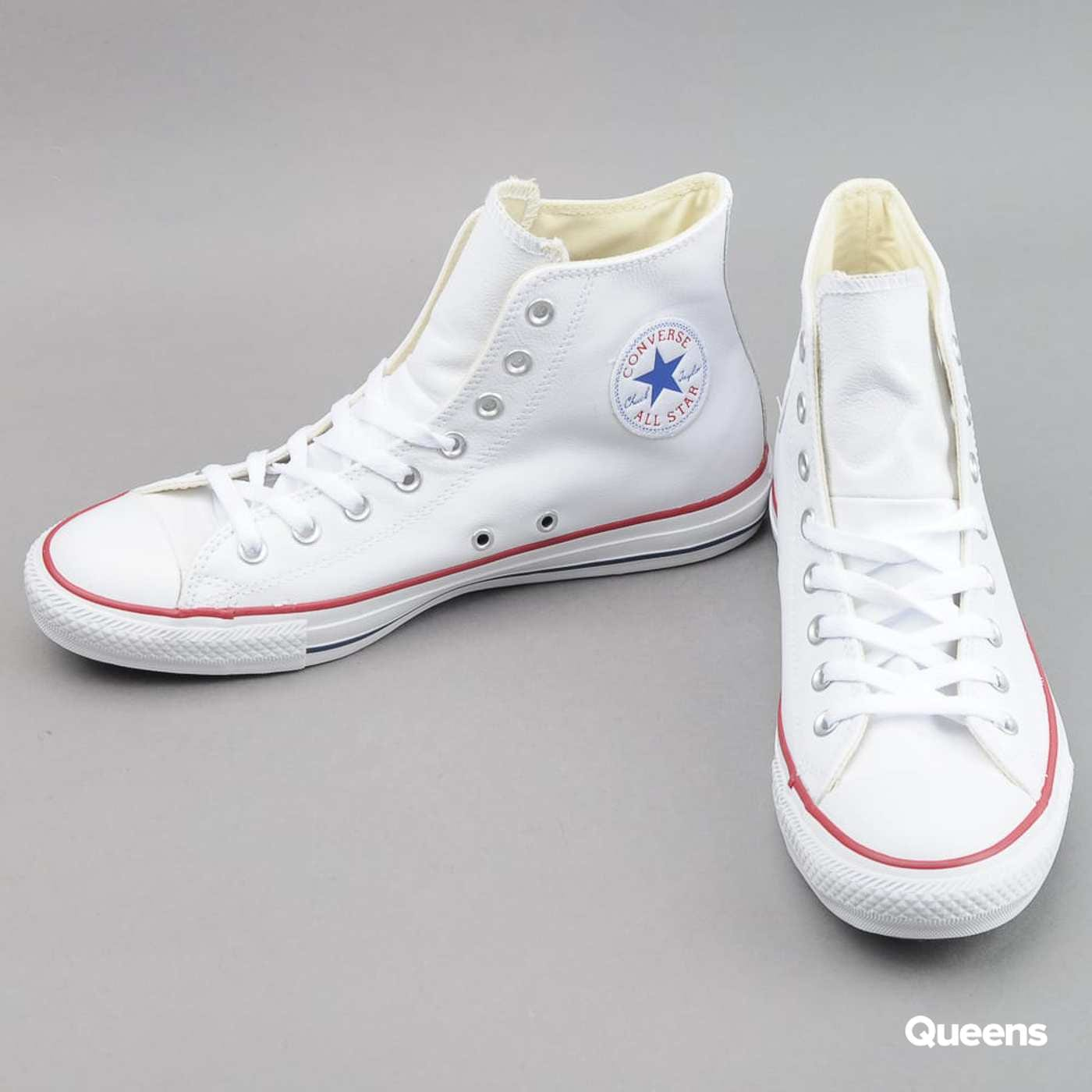 Converse Chuck Taylor All Star Hi white