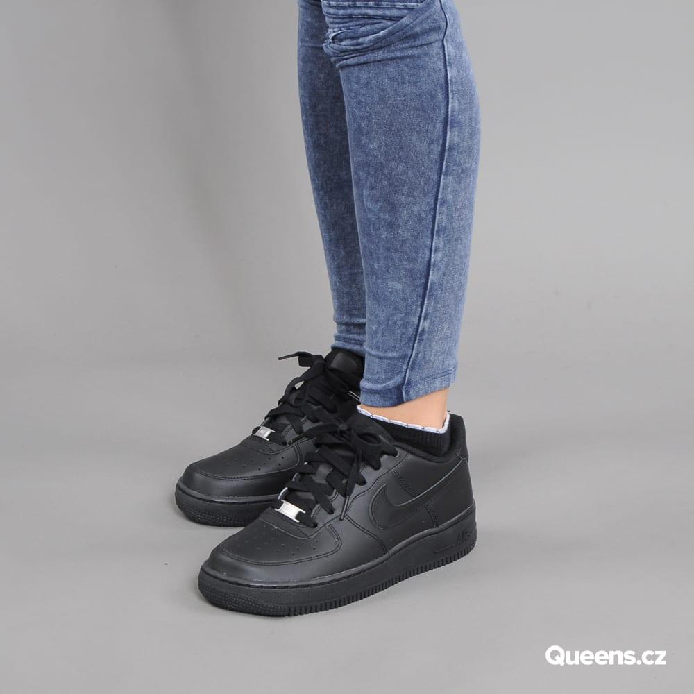 Urban Classics Ladies Denim Jersey Leggings modré