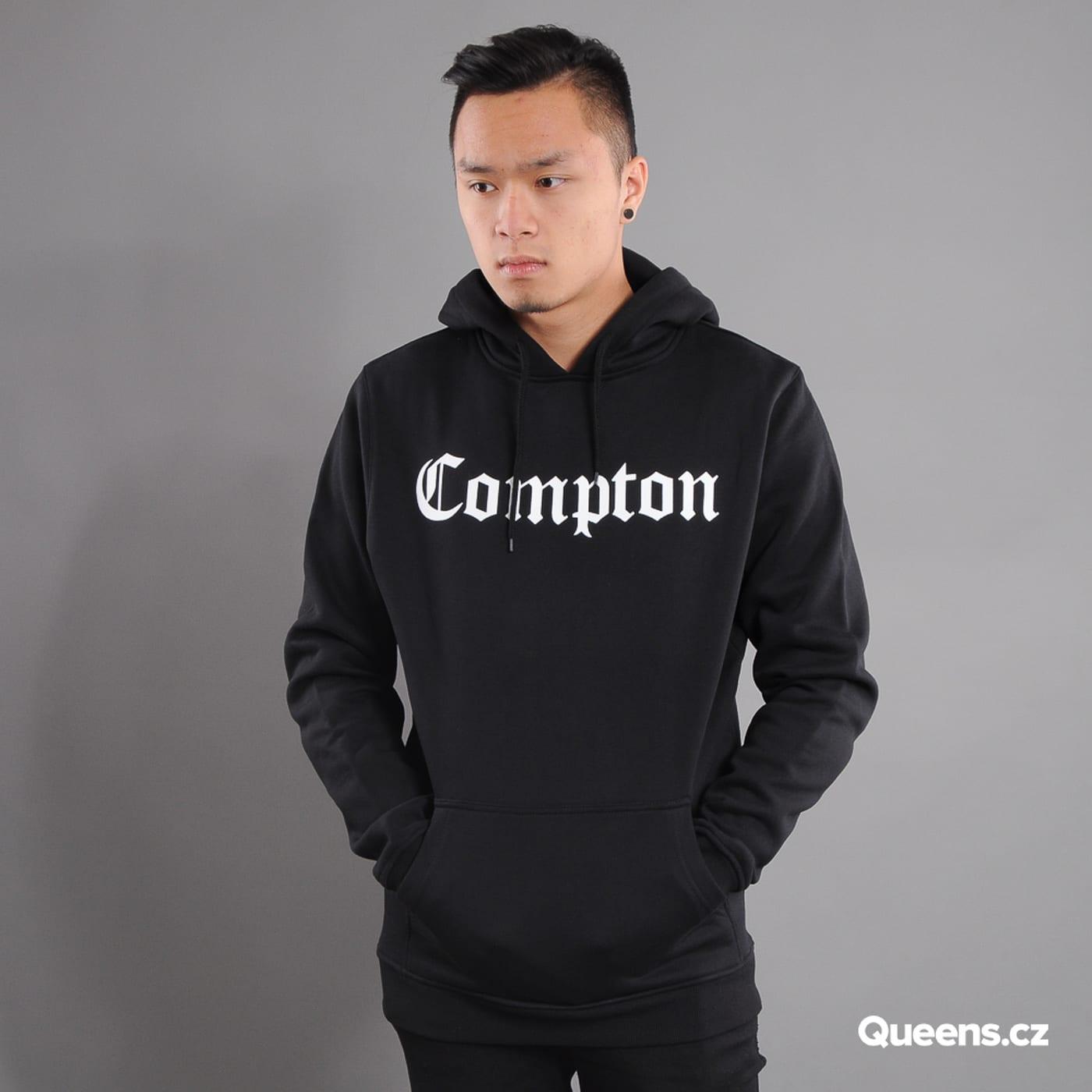 Urban Classics Compton Hoody schwarz