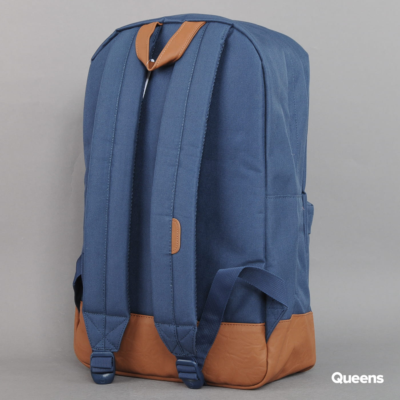 The Herschel Supply CO. Heritage Backpack navy / braun