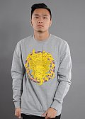Crooks & Castles Mountaineer Medusa Crew Sweatshirt