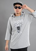 Crooks & Castles The Criminal Zip Hood