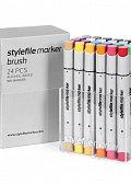 Stylefile Brush 24er set