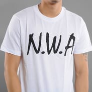 Urban Classics N.W.A. Tee white