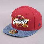 New Era Tex Vis Cleveland Cavaliers