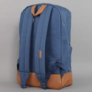 The Herschel Supply CO. Heritage Backpack navy / brown