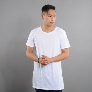 Urban Classics Long Back Shaped Slub Tee