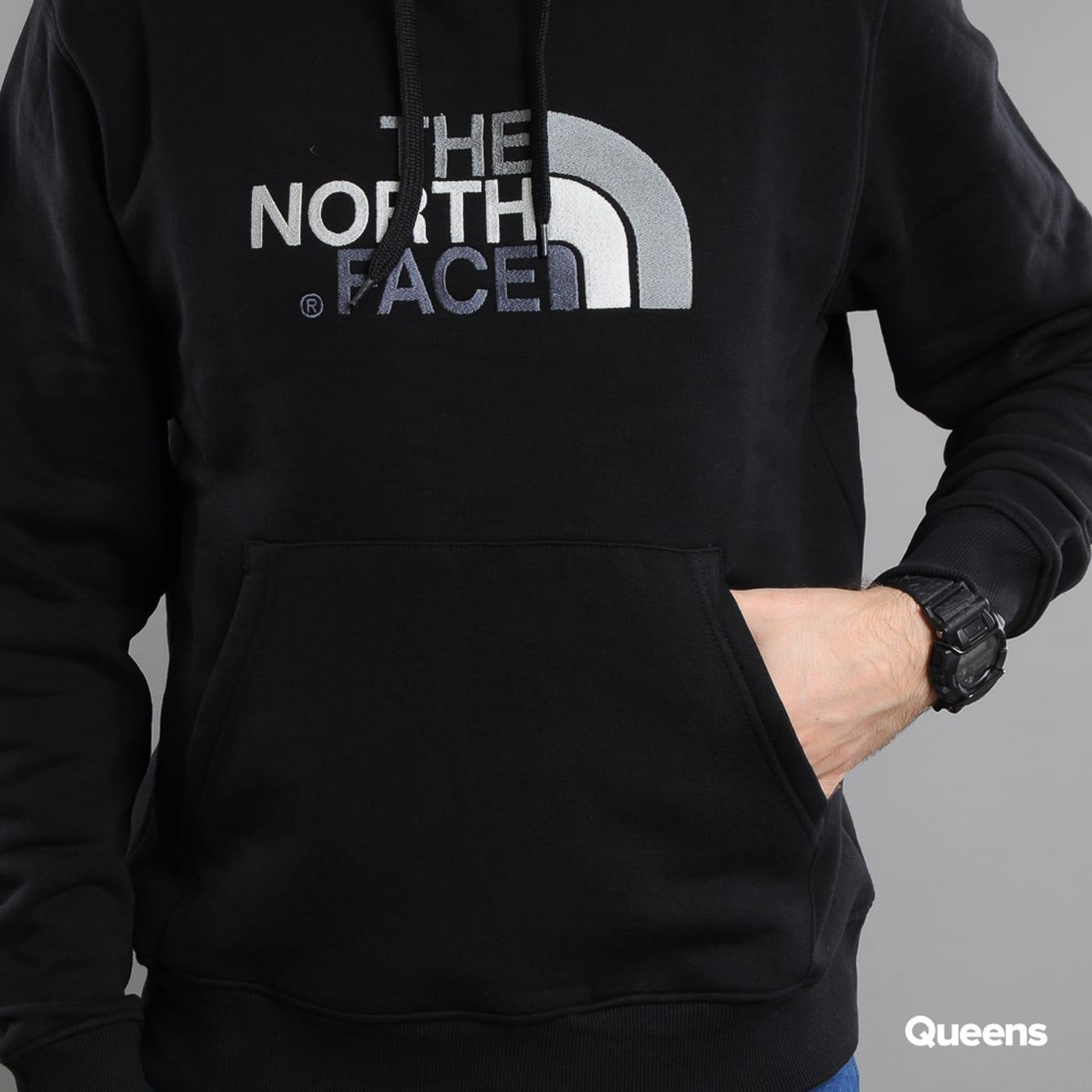 The North Face Drew Peak Pull Hoodie black