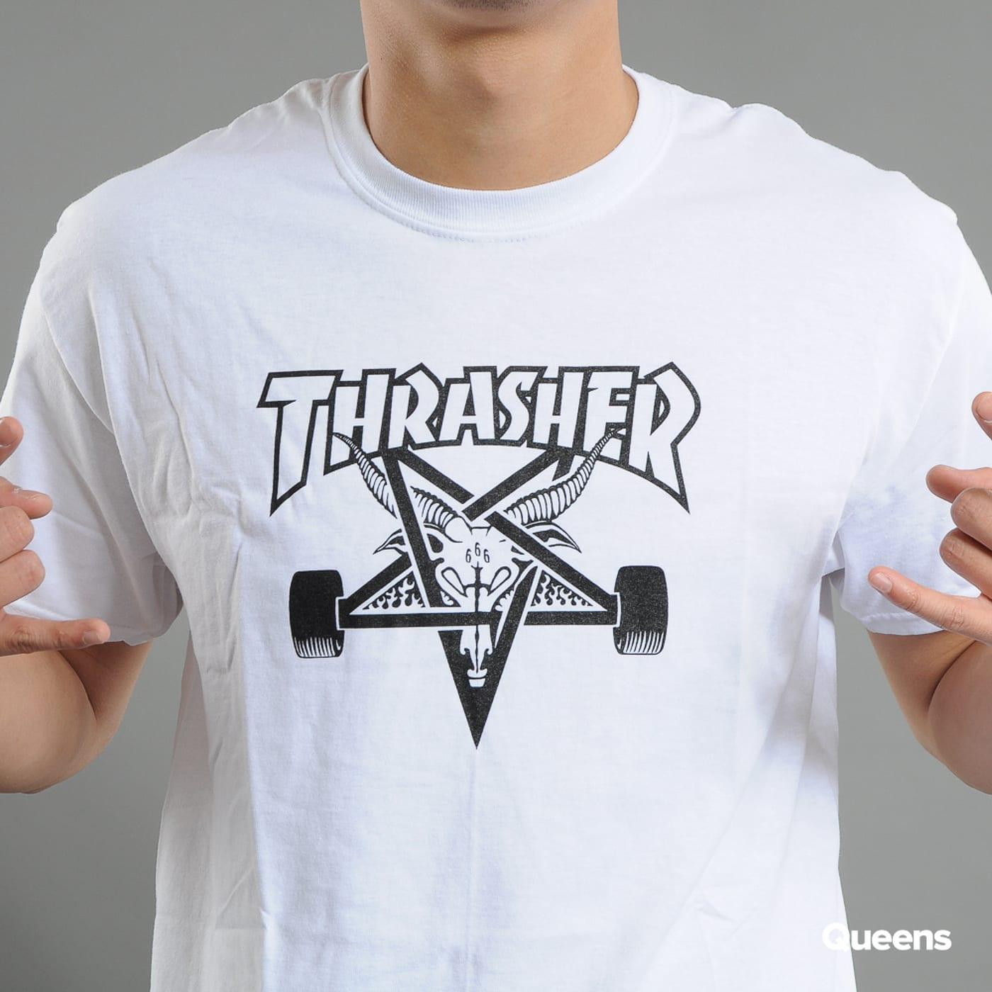 Thrasher Skategoat weiß