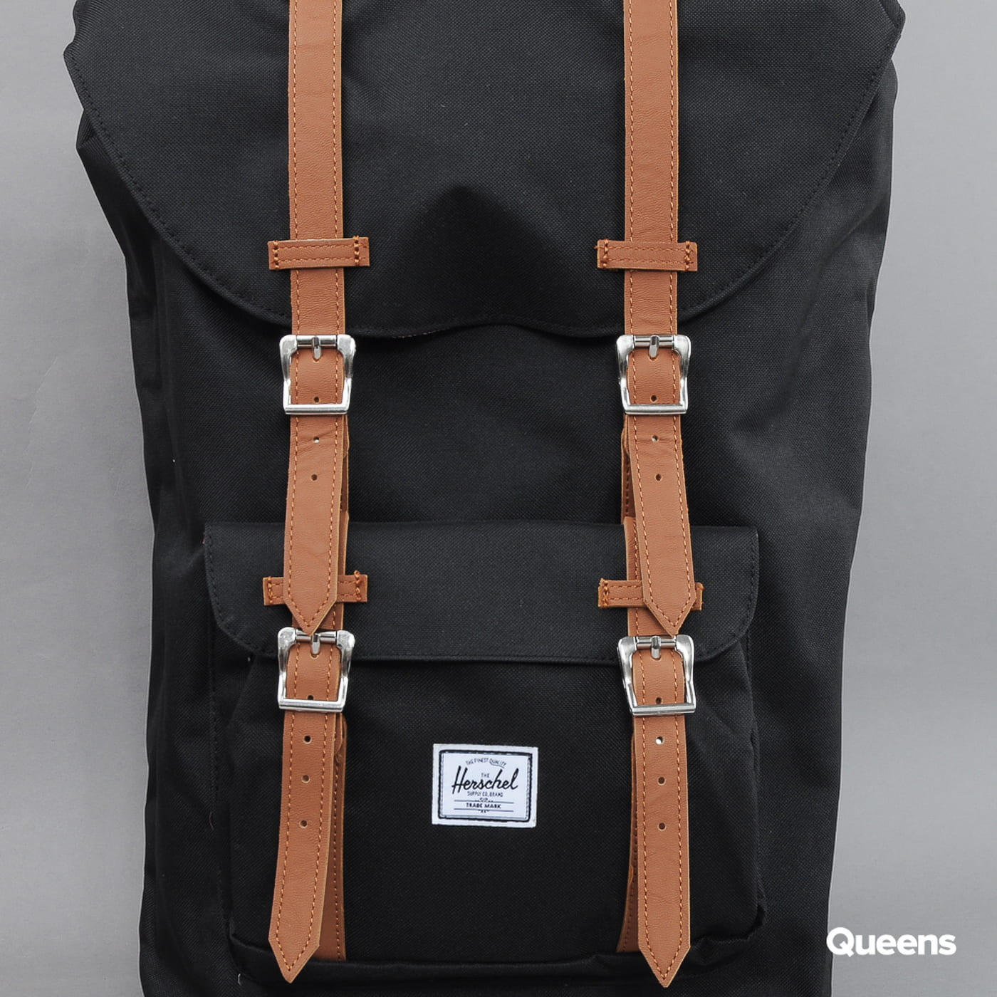 The Herschel Supply CO. Little America Backpack black / brown