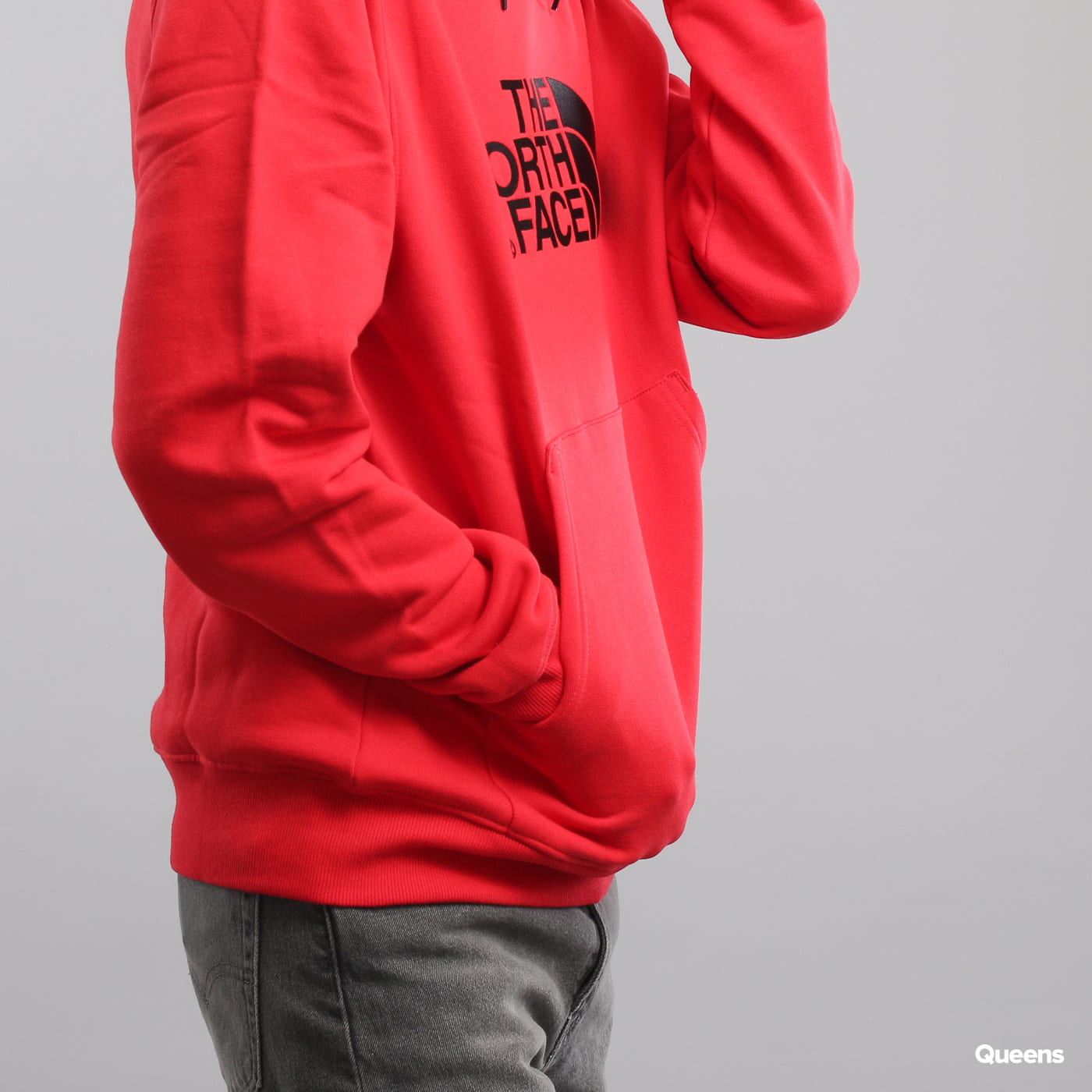 The North Face Drew Peak Pullover Hoodie rot