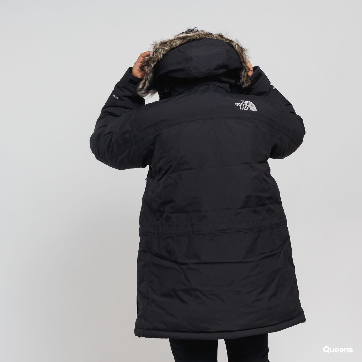 The North Face Mcmurdo Parka black