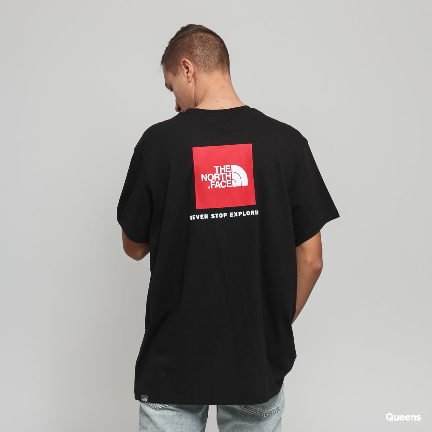 The North Face Red Box black