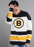 Mitchell & Ness Changing On The Fly Longsleeve Boston Bruins