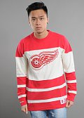 Mitchell & Ness Changing On The Fly Longsleeve Detroit Red Wings