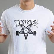 Thrasher Skategoat white