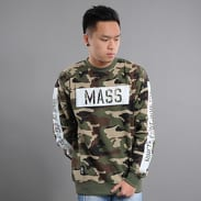 Mass DNM Woodland Crewneck