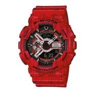 Casio G-Shock GA 110SL-4AER červené
