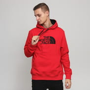 The North Face Drew Peak Pullover Hoodie červená