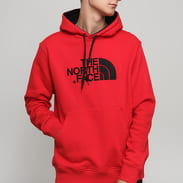 The North Face Drew Peak Pullover Hoodie red