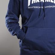 Thrasher Skate Mag Hoody navy