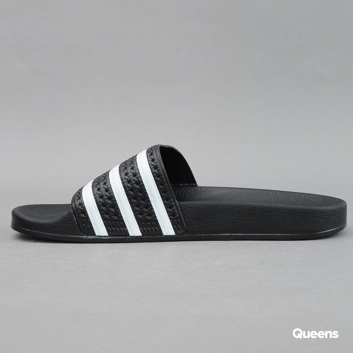 adidas Adilette black1 / wht / black1