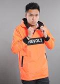 Majors Revolt Pull On Jacket
