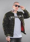 Crooks & Castles Highest Bomber Jacket