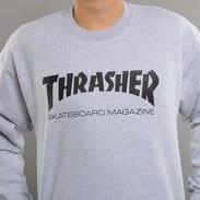Thrasher Skate Mag Crewneck grey melange