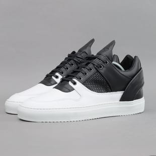 Filling Pieces Low Top Transformed
