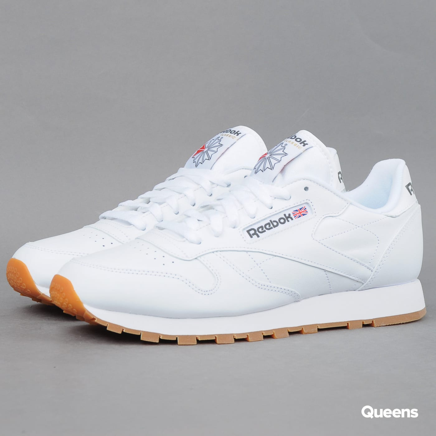 Reebok Classic Leather white / gum