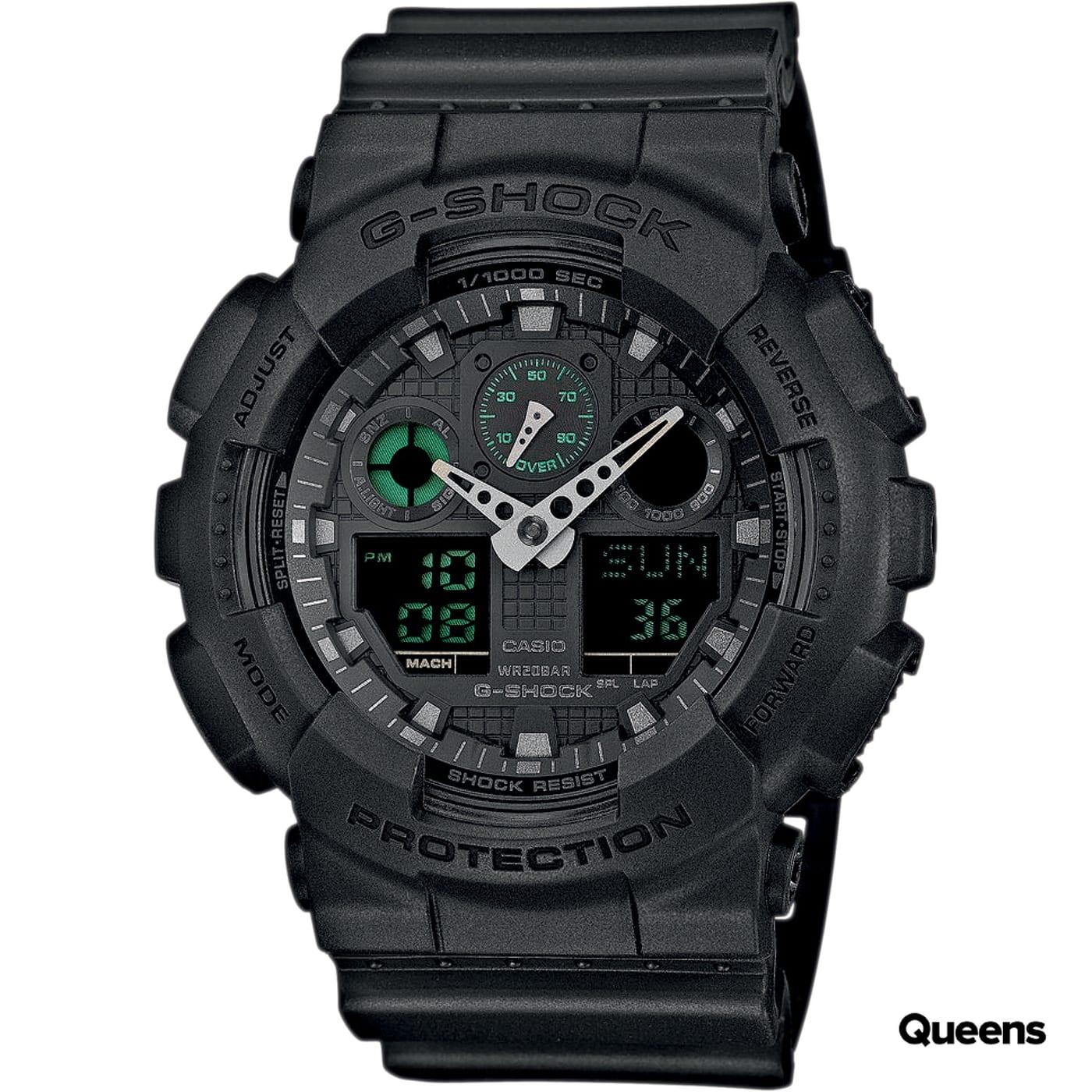 Casio G-Shock GA 100MB-1AER K black