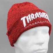 Thrasher Embroidered Logo Beanie