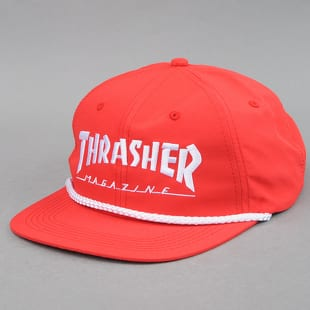 Thrasher Rope Snapback