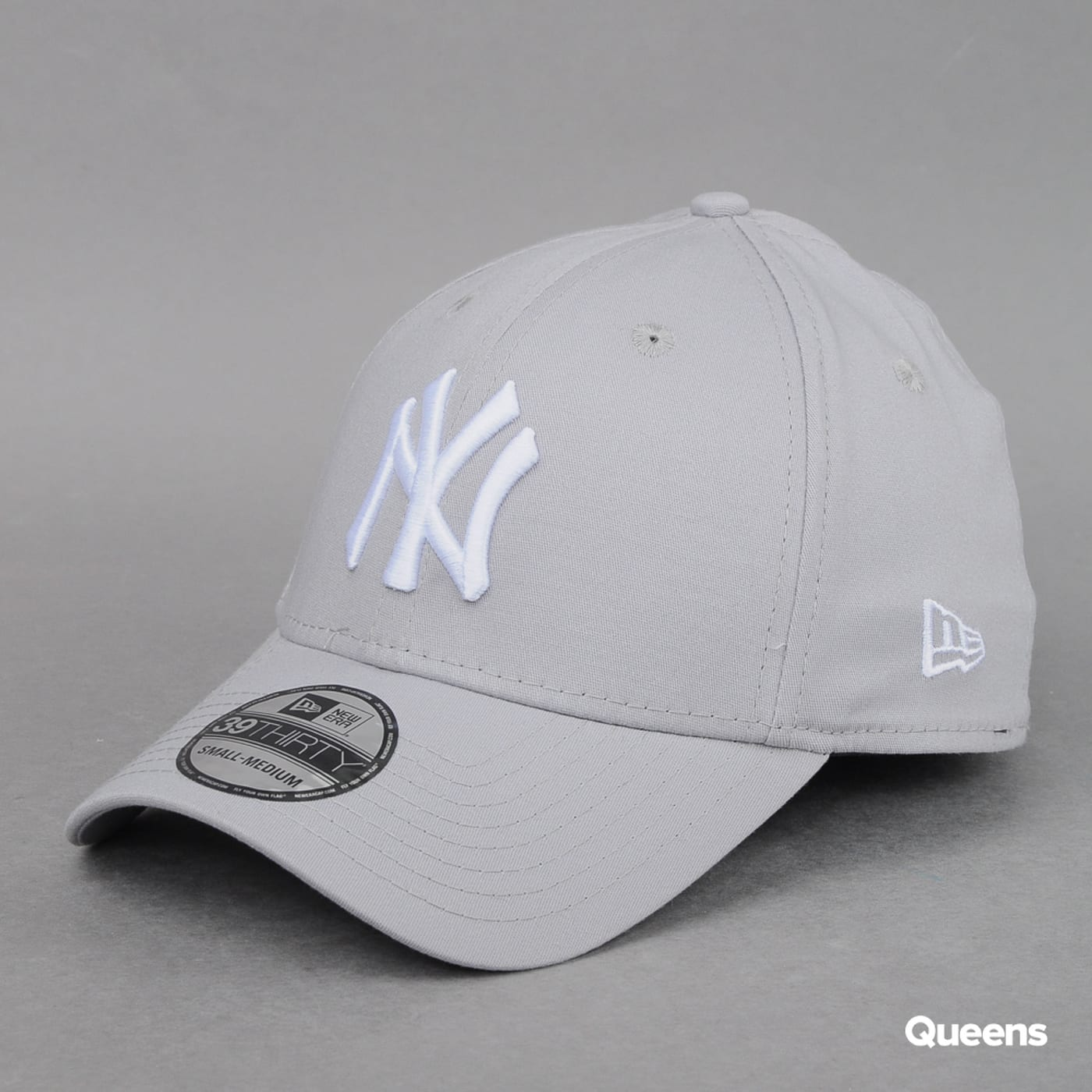 New Era MLB League Basic NY gray