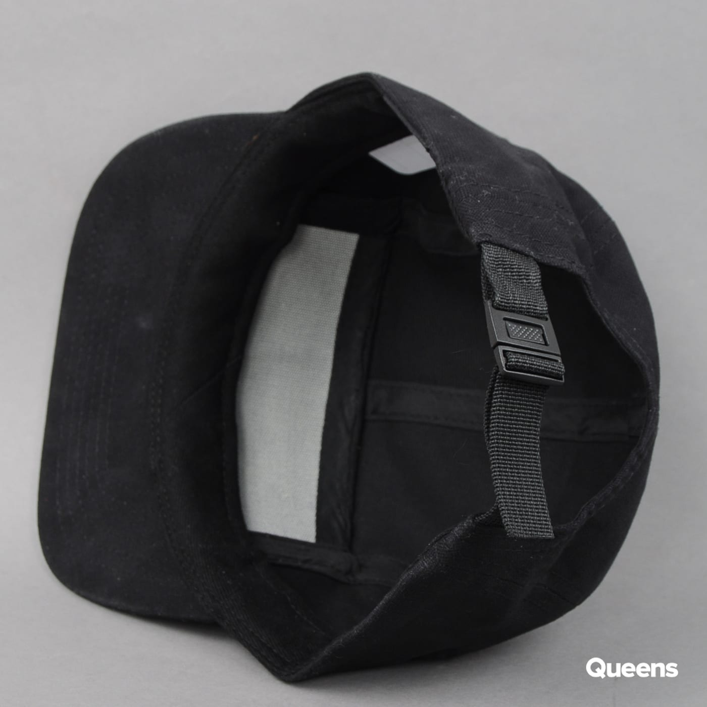 Thrasher 5-Panel Cap čierna