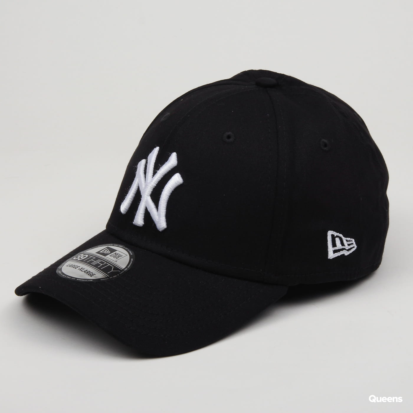 New Era MLB League Basic NY C/O black / white