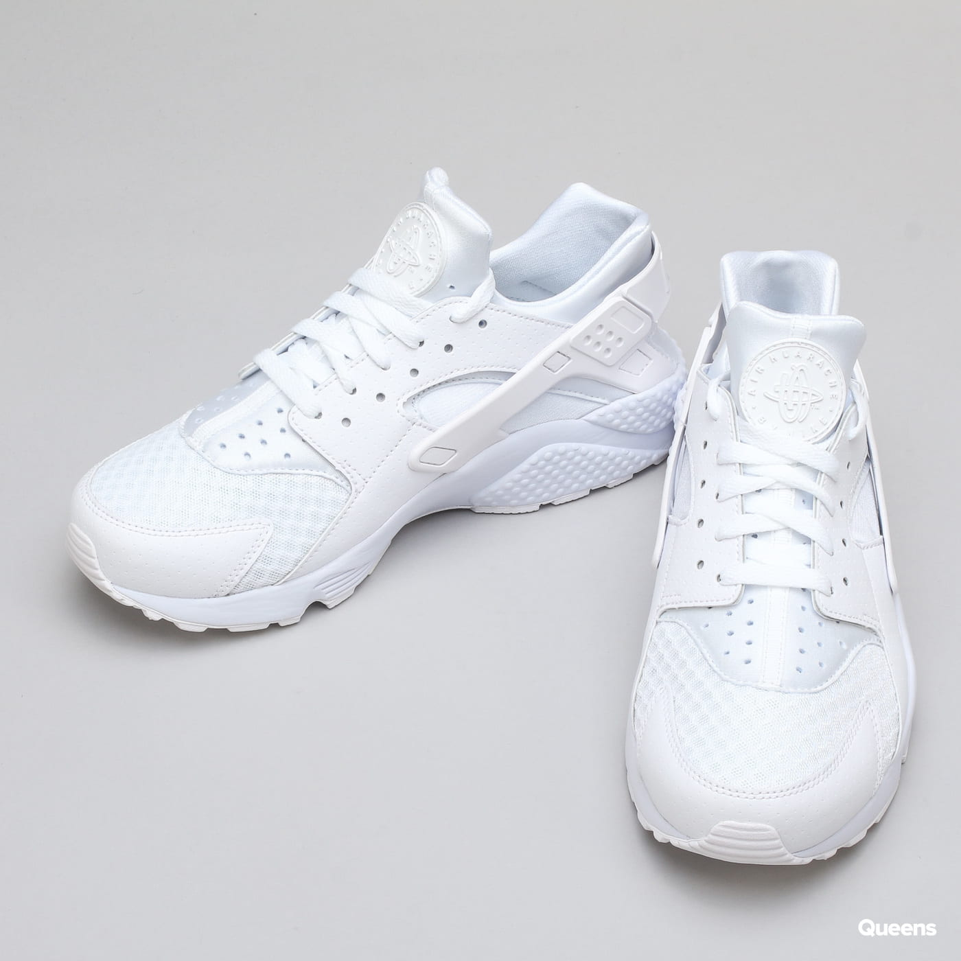 Nike Air Huarache white / white - pure platinum
