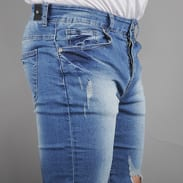 Sixth June Holes Jeans blue