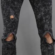Sixth June Destroyed Jeans washed black